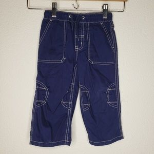Hanna Andersson Dark Blue Baby Pants